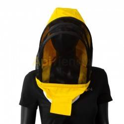 Spare mask ventilated diver