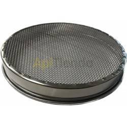 Filtro - pre-filtro acero inoxidable 24.5cm