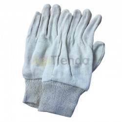 Fine cotton gloves - one size