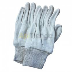 Fine cotton gloves - one size