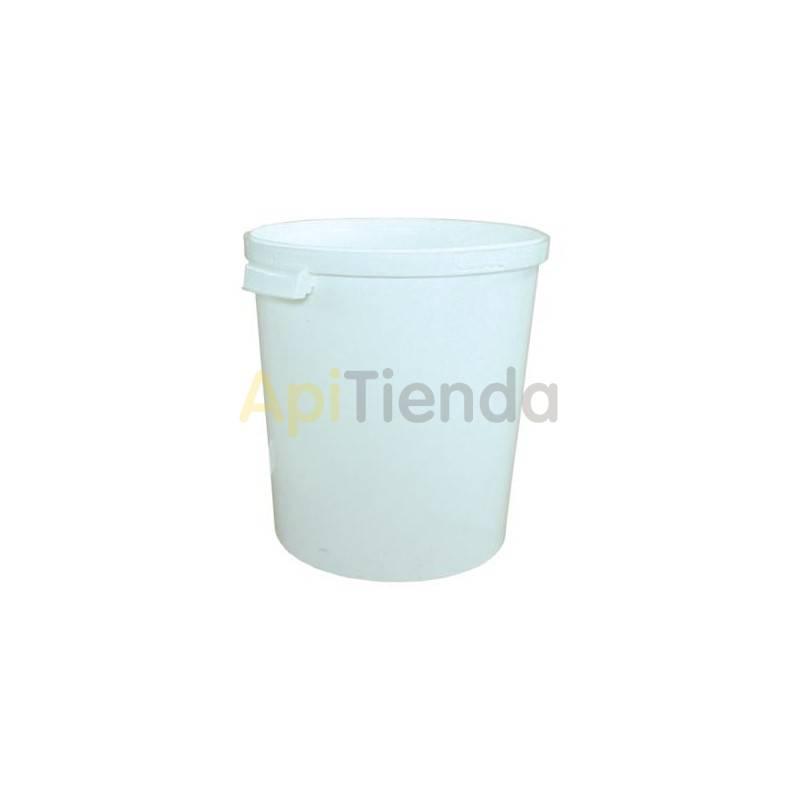 Cubo plástico 42kg 31.5L