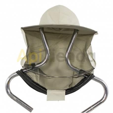 Ofertas Careta para repuesto de buzo o blúson Optima Careta redonda para repuesto de buzo o blúson traje apicultor Optima El co
