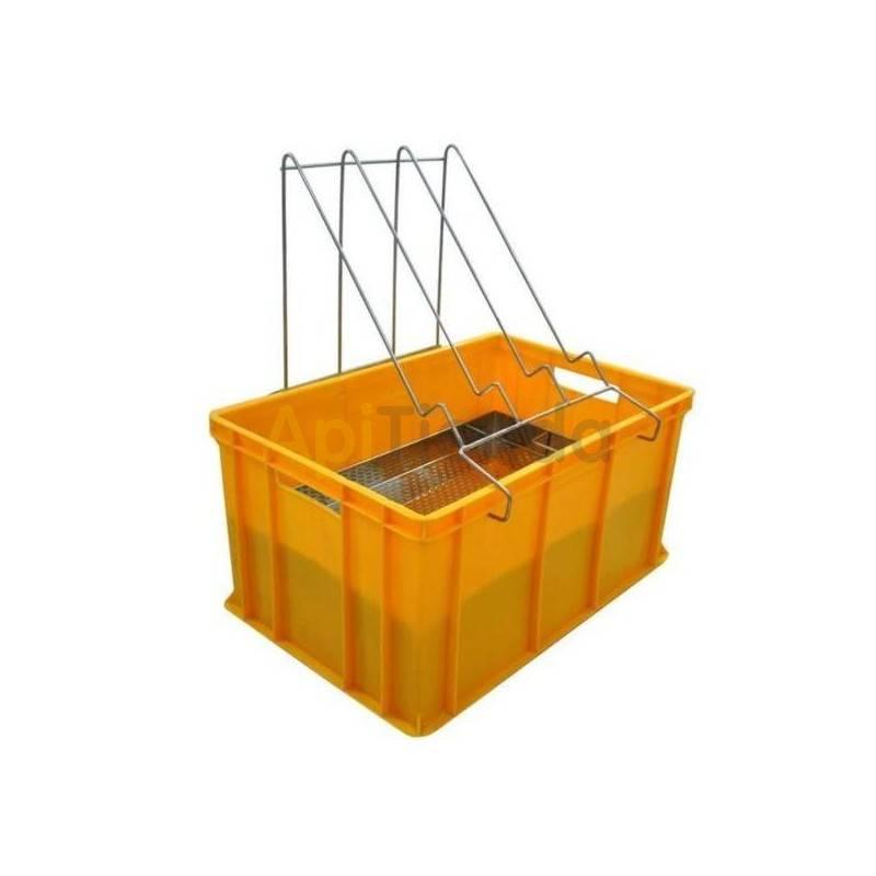 Cubeta desopercular plástico 300mm FA