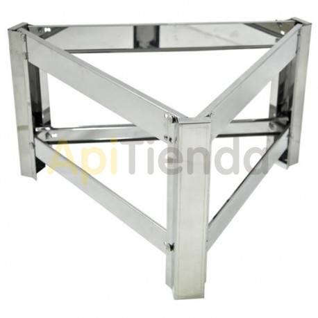 Maduradores y cubos  Soporte para madurador 100L 150L  acero inox. Soporte para madurador 100L 150L acero inox.