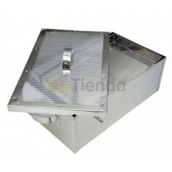 Cerificador solar acero inox.