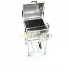 Maquinaria Deshidratador de miel 70kg Está diseñado para vaporizar el líquido de la miel. Agua que se forma parte de la miel, no