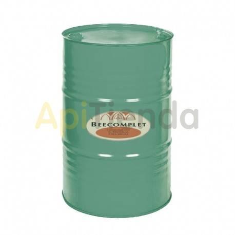Alimentacion Beecomplet Otoño en Bidón 275KG Beecomplet otoño alimento para abejas en formato bidón 275 kg con bolsa interior de