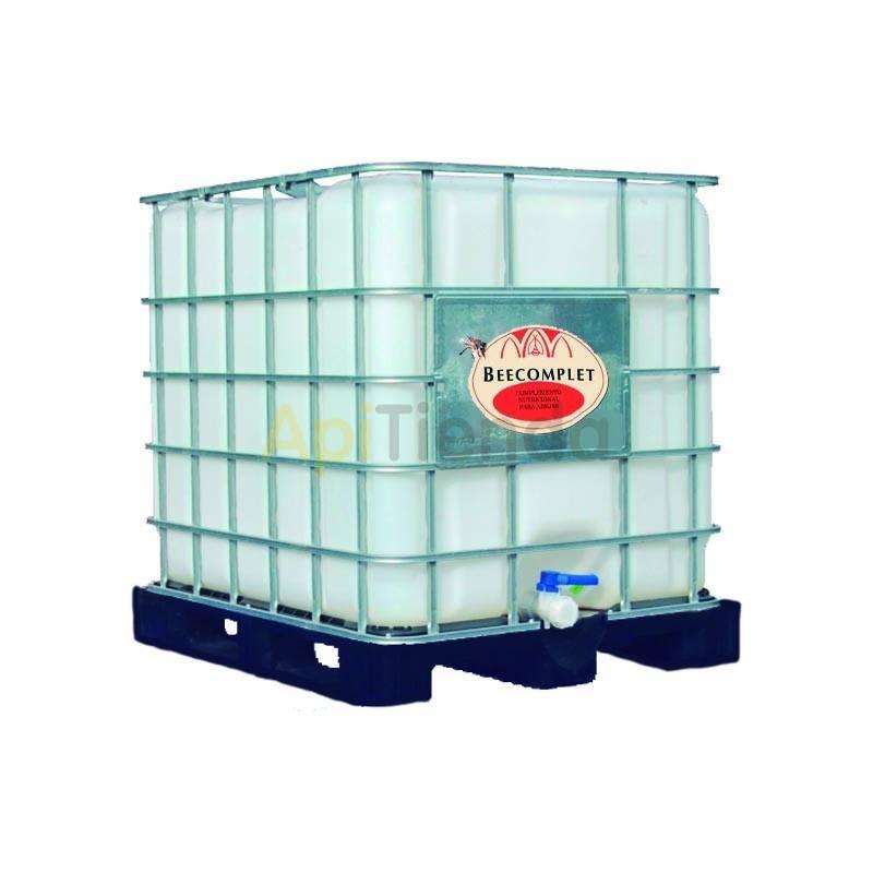 Alimentacion Beecomplet primavera en IBC 1250kg Beecomplet primavera alimento para abejas en formato IBC 1250 kg. Es un néctar d
