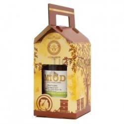 Cajas de cartón Caja cartón 1 kg, con asa, 10 ud. decorada Caja de cartón, para bote de 1 kg. Con asa, pack de 10 ud. Dimension