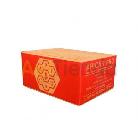 Alimentacion Alimento Apicar Pro 1kg (Caja 12kg) Alimento especial para el invierno. Se caracteriza por contener proteína, para