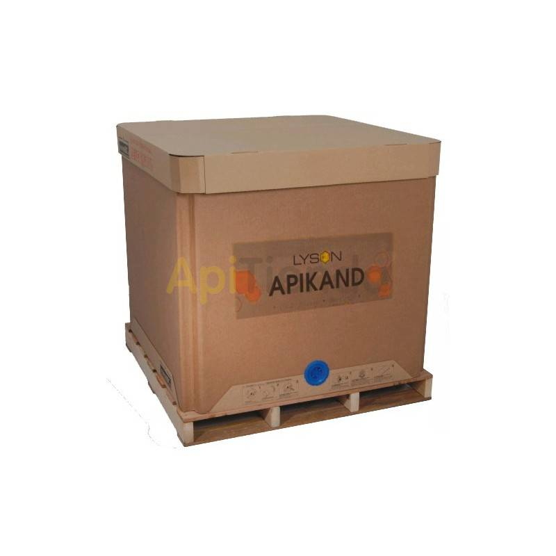 Alimentacion Alimento APIKAND jarabe de cereales con Hierbas Cuba 1300 KG Apikand hierbas buba 1300 KG Alimento completo para a