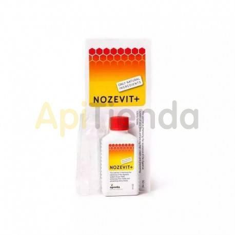 Sanidad Nozevit + 50 ml Nozevit + un compuesto vegetal con ingredientes naturales Como suplemento alimenticio de las abejas ayu