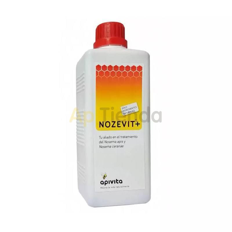 Sanidad Nozevit + 1000 ml Nozevit + un compuesto vegetal con ingredientes naturales Como suplemento alimenticio de las abejas a