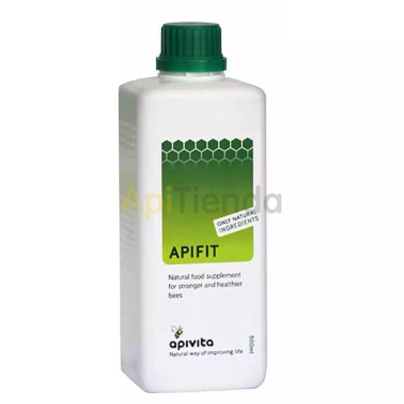 Sanidad Apifit 500 ml Apifit es un suplemento natural para abejas con ingredientes naturales . Se utiliza como suplemento alimen