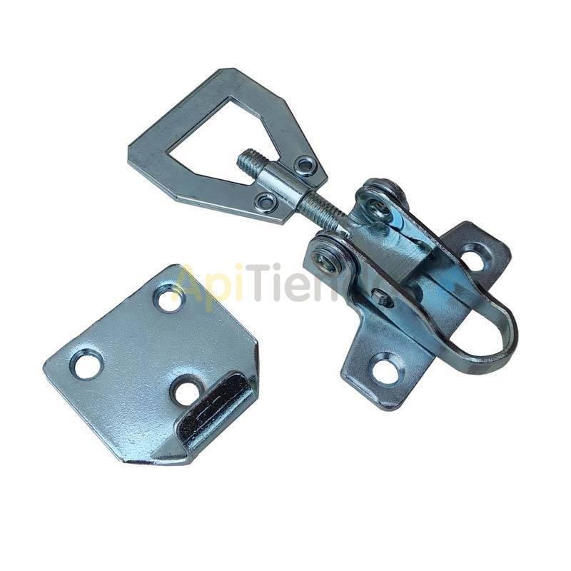 Colmenar Ciere desplegable, corto Sistema para sujetar el alza a la cámara de cría. Consiste en dos piezas amaradas al alza y o
