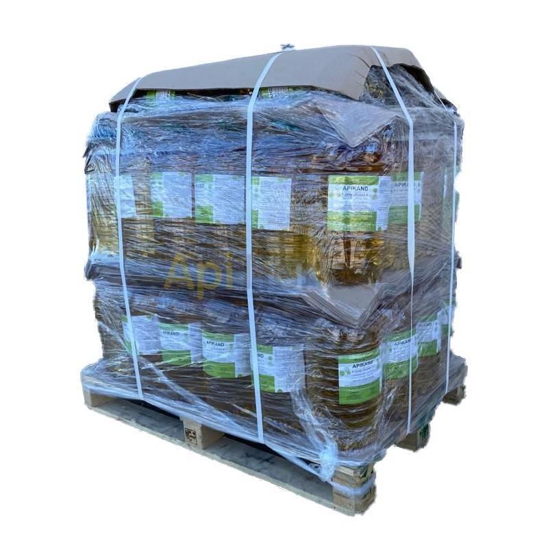 Alimentacion Alimento APIKAND jarabe de cereales con Hierbas Palet 702 kg (54 garrafas) Apikand hierbas Palet 702 kg (54 garrafa