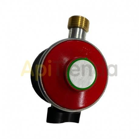 Fundidoras de cera Escape libre para hornillo de gas Adaptador de presión no reducida35 mm Click OnCapacidad 4.0kg/hPresión de e