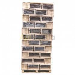Accesorios y cuadros Cuadros Langstroth Hoffman - Palet (800 uds) ApiTienda Cuadros para colmenas Perfección o Langstroth. Con
