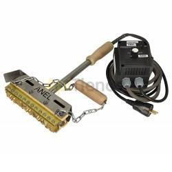 Colmenar Marcador de colmenas eléctrico (hasta 12 digitos) Marcador de colmenas y otro material apícola, totalmente eléctrico mu