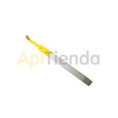 Inicio Espátula turbo sacacuadros Jero 32 cm Espátula de acero inoxidable de alta calidad con una longitud de 32 cm, uno de sus