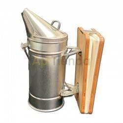 Ahumadores Ahumador artesania galvanizado 115mm Ahumador fabricado en acero galvanizado. Caracterizado por su ligereza y fácil