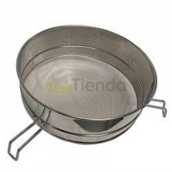 Material  Filtro acero inoxidable 50 cm red fina Filtro acero inoxidable 50 cm red fina