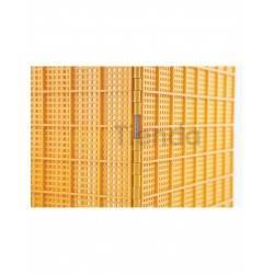 Colmenar Multibox para transporte de abejas con alimentador Caja diseñada para transportar paquetes de abejas. Fabricada en pl