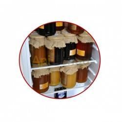Resistencias y cámaras calientes Camara caliente 90L Cámara caliente diseñada para descristalizar la miel, es decir, de una miel