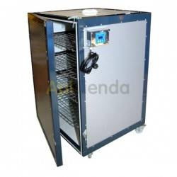 Resistencias y cámaras calientes Camara caliente 490L Cámara caliente diseñada para descristalizar la miel, es decir, de una mie