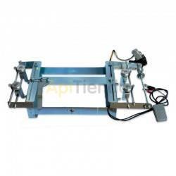 Otro material apícola Alambrador de cuadros electrico Esta máquina es un dispositivo especial que ayuda al apicultor aalambrar