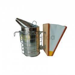 Ahumadores Ahumador artesania inoxidable con proteccion Ahumador fabricado en acero inoxidable AISI 304 de 0,4 mm. Este ahumado