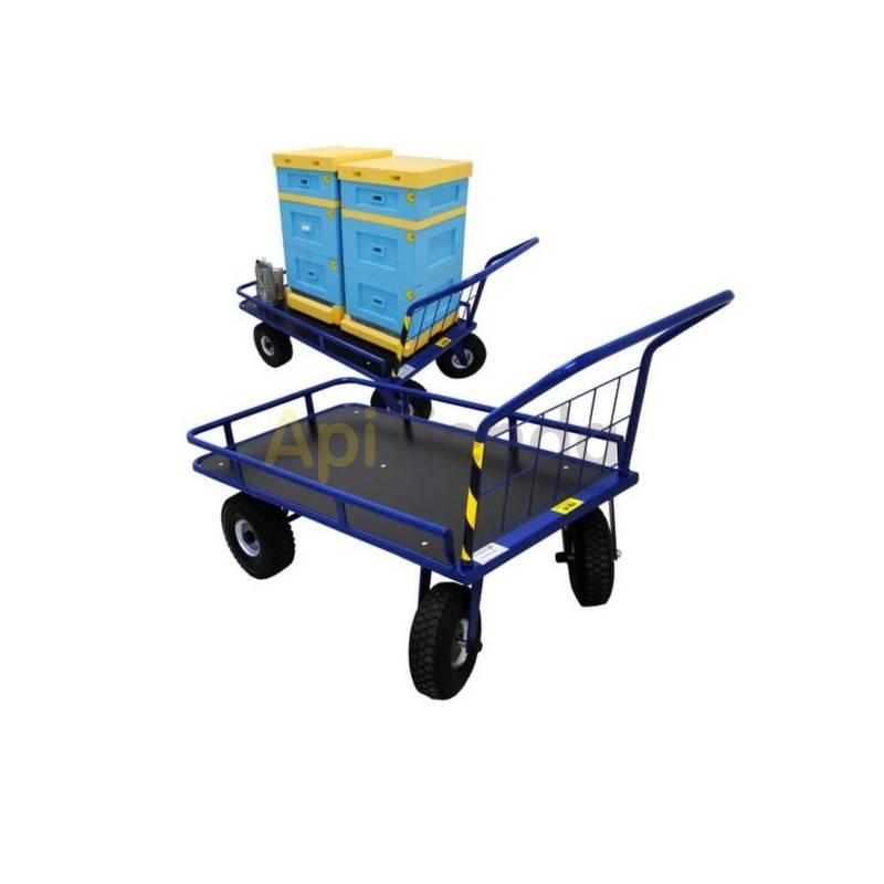 Carretilla de transporte colmenas mod. 2