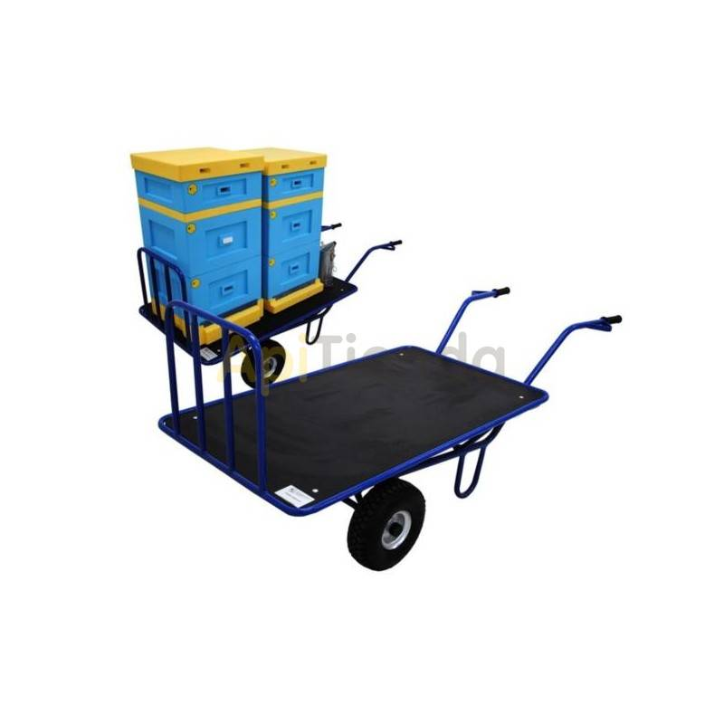 Transporte de colmenas y miel Carretilla de transporte colmenas mod. 3  Carretilla de transporte colmenas mod. 3 Producto de b