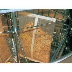 Filtros para miel Saco para escurrido de opérculos Saco para escurrido de opérculos Dimensiones 37×29.5cm Se recomienda equili