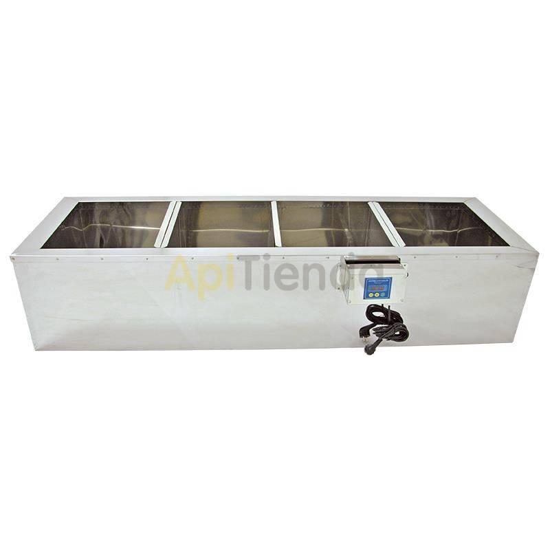 Banco decantación calefactado 1000mm