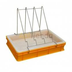 Cubeta desopercular plástico 100mm FP