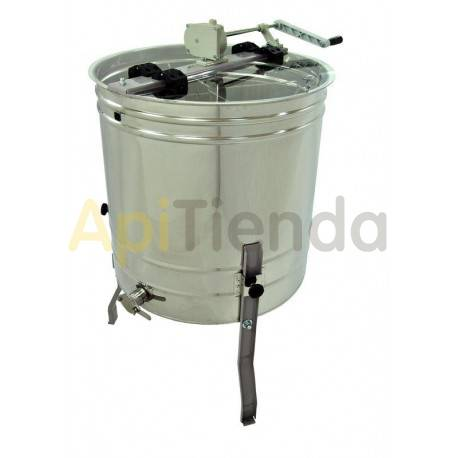 Universal 4-frame extractor, tangential, OPTIMA manual, Manual tangential extractor 4 UNIVERSAL frames. OptimaMade of stainless