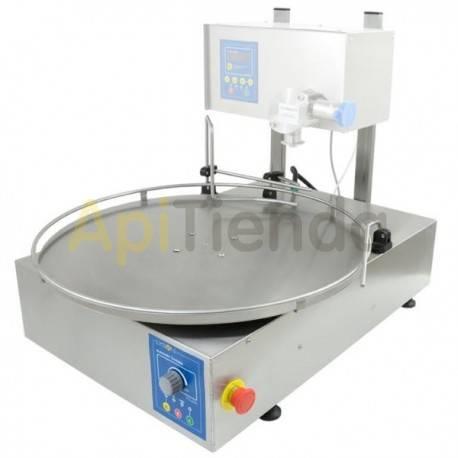 Mini-mesa rotativa