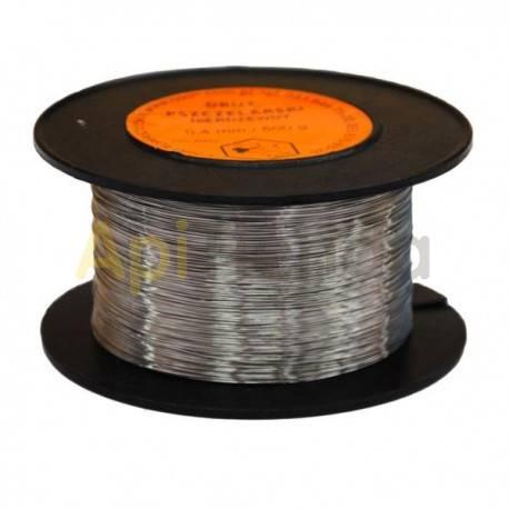 Colmenar Alambre acero inox. 0.4mm 250g Alambre acero inox. 0.4mm 250g