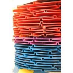 Excluidores / Escapes Escape ocho salidas Ø26cm Escape ocho salidas Ø26cm Fabricado en plástico Los colores pueden variar