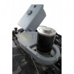 Extractores Extractor 4 cuadros Langstroth tangencial, eléctrico MINIMA Extractor eléctrico tangencial de 4 cuadros Langstroth.